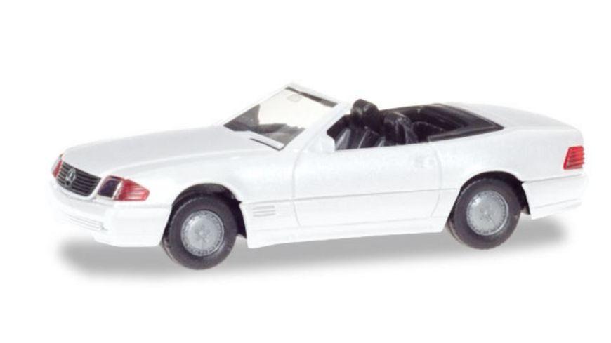 Herpa 28851 Mercedes Benz 500 SL R129 weiss
