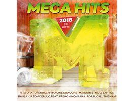 Megahits 2018 Die Erste