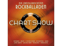 Die Ultimative Chartshow Rockballaden