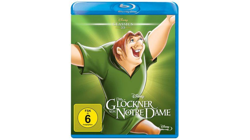 Der Gloeckner von Notre Dame Disney Classics