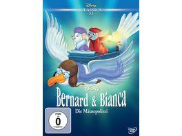 Bernard Bianca Die Maeusepolizei Disney Classics