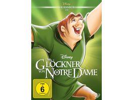 Der Gloeckner von Notre Dame Disney Classics 33