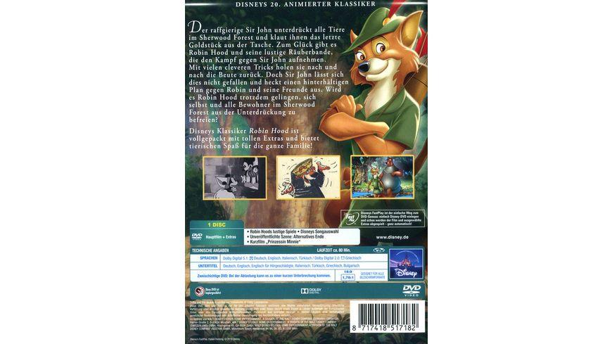 Robin Hood Disney Classics 20
