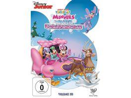 Micky Maus Wunderhaus 30 Minnies Winter Schleifenschau