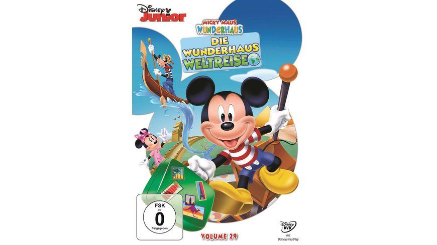 Micky Maus Wunderhaus Die Wunderhaus Weltreise