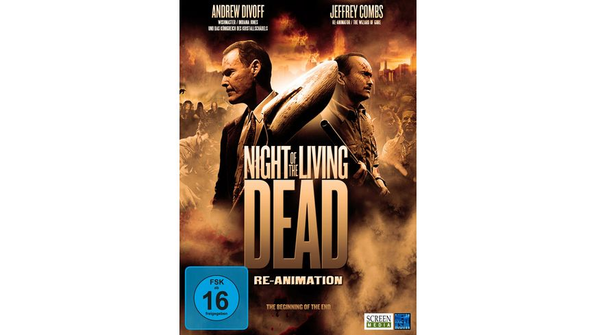 Night of the Living Dead Re Animation