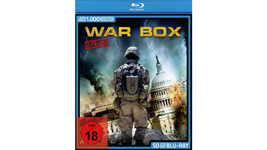 War Box SD on Blu ray
