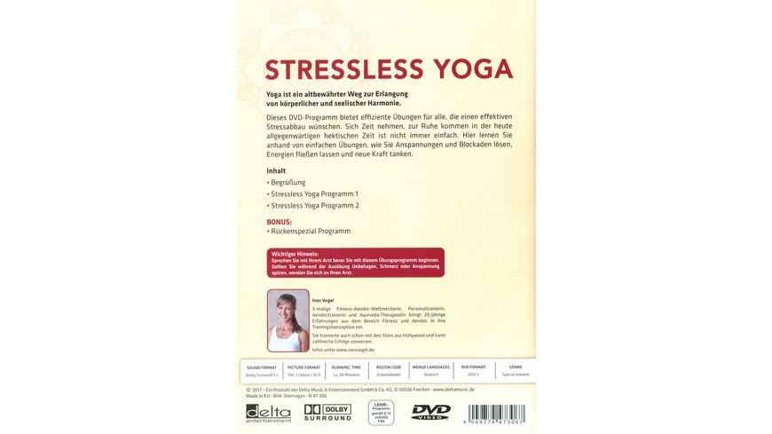Stressless Yoga