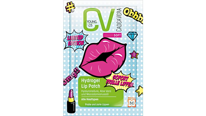 CV Young Soft Lippatch Hydro Gel