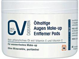 CV Augen Make up Entferner Pads Oelhaltig