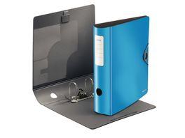 LEITZ Ordner Active Solid A4 blau breit