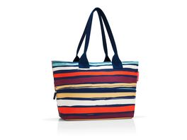 reisenthel shopper E1 artist stripes