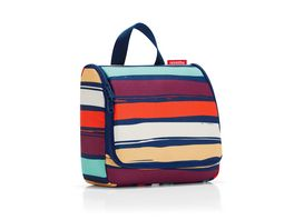 reisenthel toiletbag artist stripes