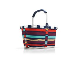 reisenthel carrybag artist stripes