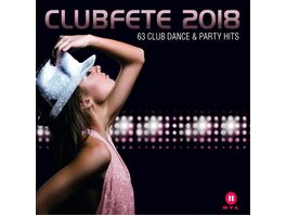 Clubfete 2018 63 Club Dance Party Hits