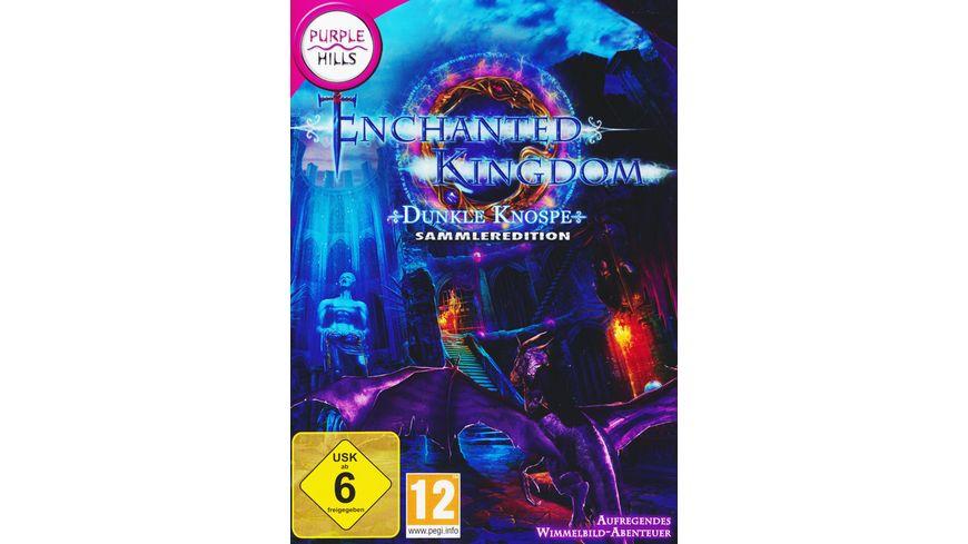 Enchanted Kingdom Dunkle Knospe