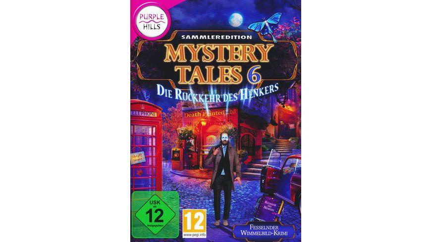 Mystery Tales 6 Rueckkehr des Henkers