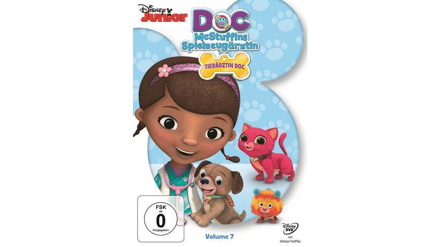 Doc McStuffins Spielzeugaerztin Vol 7 Tieraerztin Doc