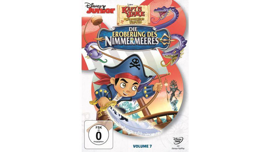 Jake und die Nimmerland Piraten 7 Die Eroberung des Nimmermeeres