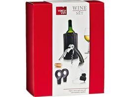 Vacu Vin Wein Set Starter