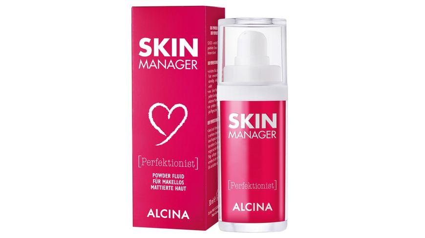 ALCINA Skin Manager Perfektionist Powder Fluid