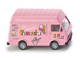 WIKING 030101 VW LT 28 Verkaufswagen Eis Venezia