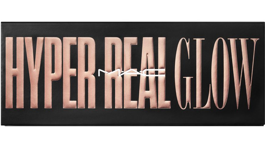 MAC Hyper Real Glow Palette Flash Awe