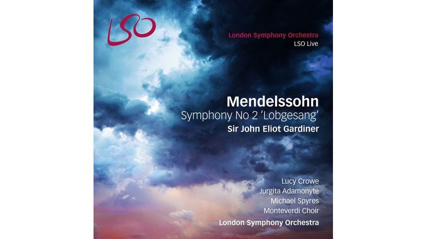 Sinfonie 2 Lobgesang SACD Audio Blu R