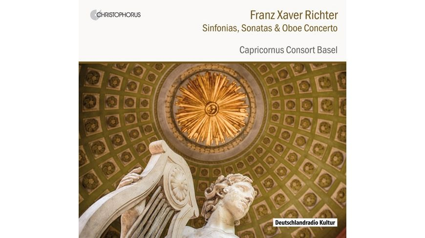Sinfonien Sonaten Oboenkonzert