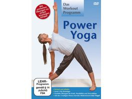 Power Yoga Das Workout Programm