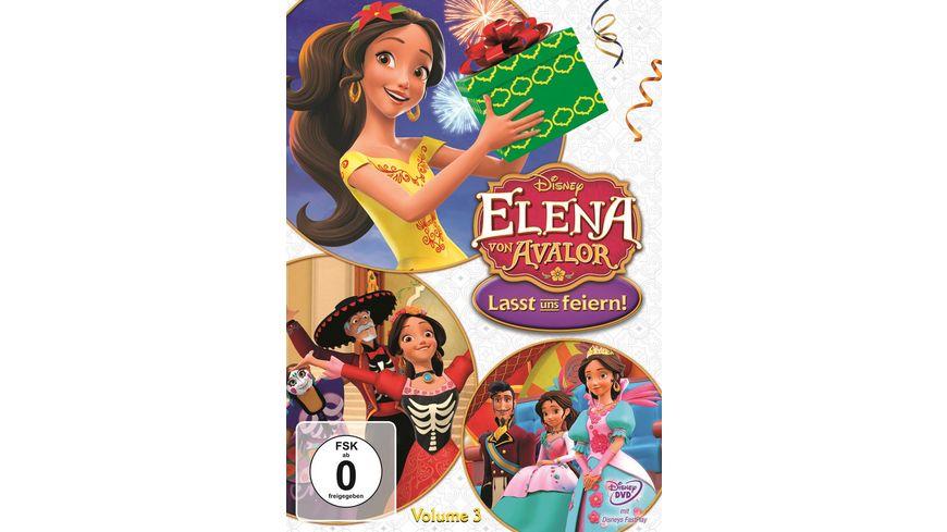 Elena von Avalor Vol 3 Lasst uns feiern