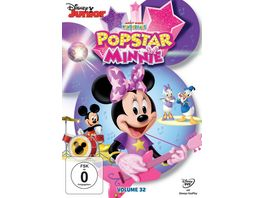 Micky Maus Wunderhaus 32 Popstar Minnie
