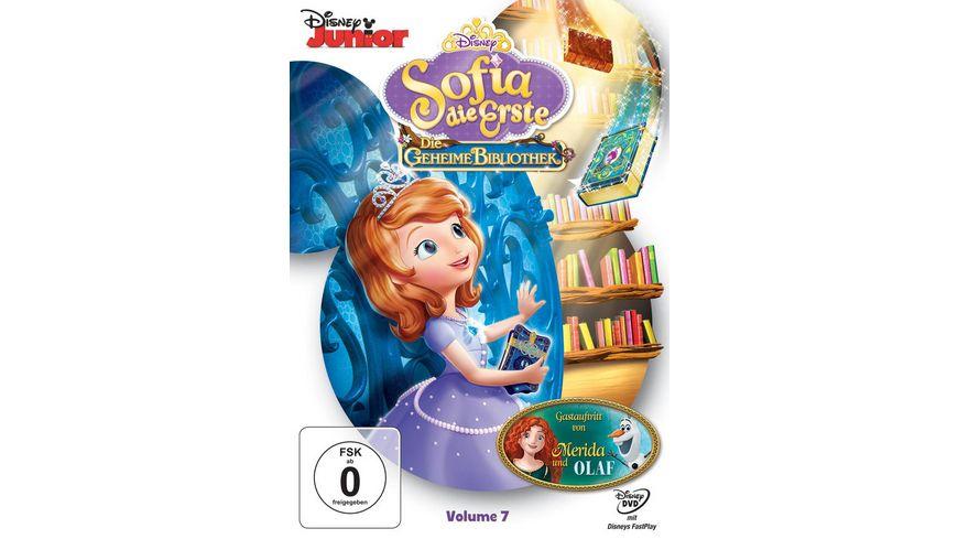 Sofia die Erste Vol 7 Die geheime Bibliothek