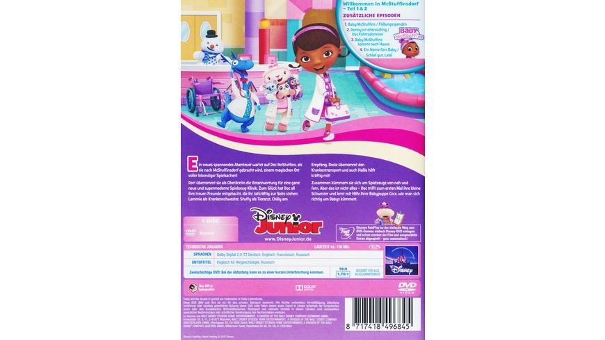 Doc McStuffins Spielzeugaerztin Vol 8 Spielzeug Klinik