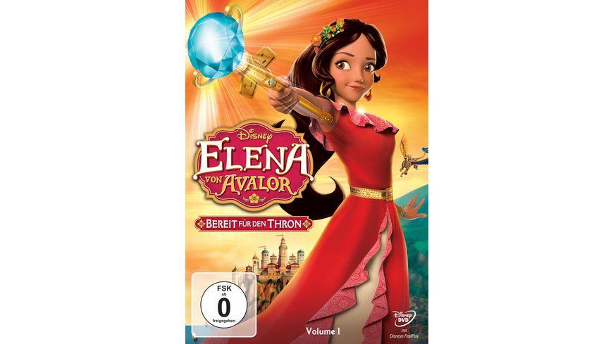 Elena von Avalor Bereit fuer den Thron Vol 1