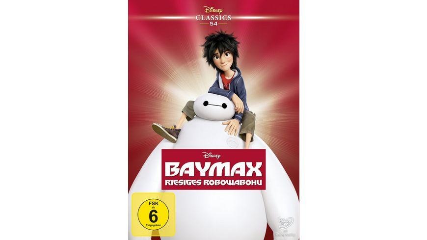 Baymax Riesiges Robowabohu Disney Classics