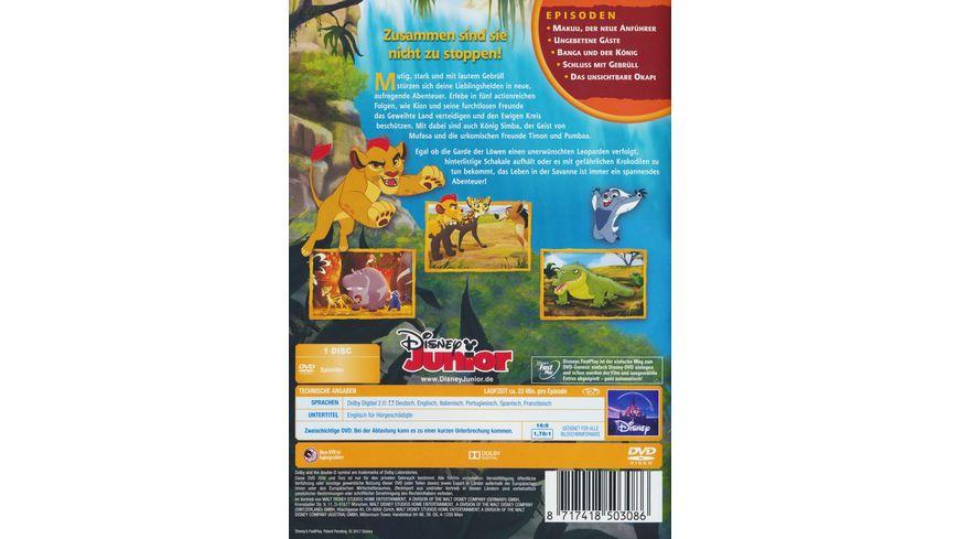 Die Garde der Loewen Abenteuer in der Savanne Vol 2