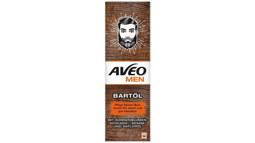 AVEO MEN Bartöl