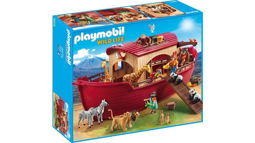 PLAYMOBIL 9373 Wild Life Arche Noah