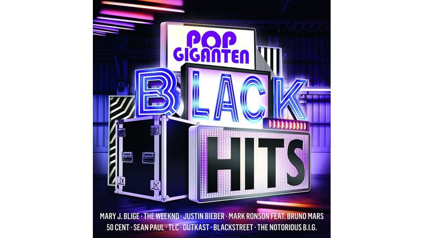 Pop Giganten Black Hits