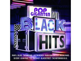 Pop Giganten Black Hits