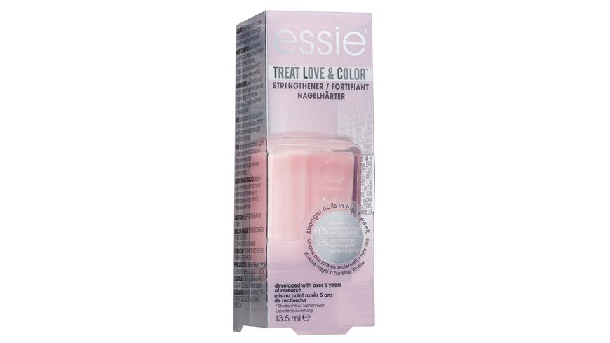 Essie Pflegender Nagellack Treat Love Color
