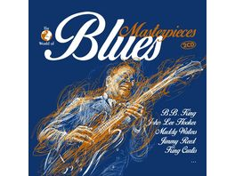 Blues Masterpieces