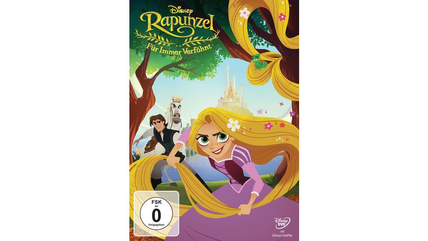 Rapunzel Fuer immer verfoehnt