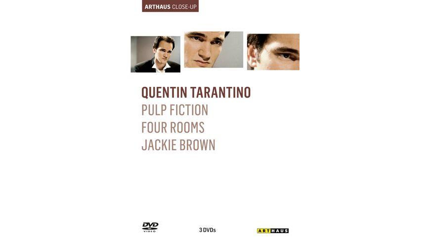 Quentin Tarantino Arthaus Close Up
