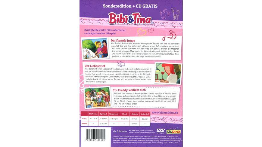 Bibi und Tina Love Special Amadeus verliebt sich Der Liebesbrief Hoerspiel CD