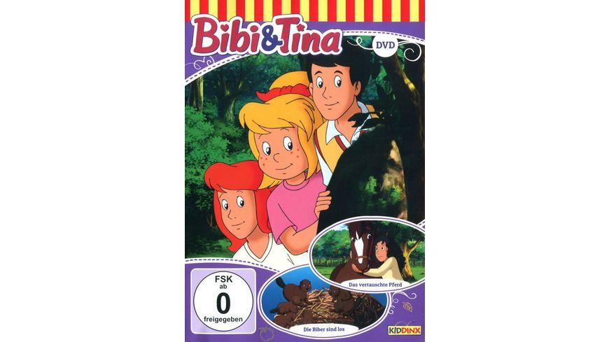 Bibi und Tina Das vertauschte Pferd Die Biber sind los
