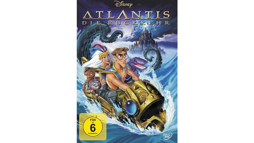 Atlantis 2 Die Rueckkehr