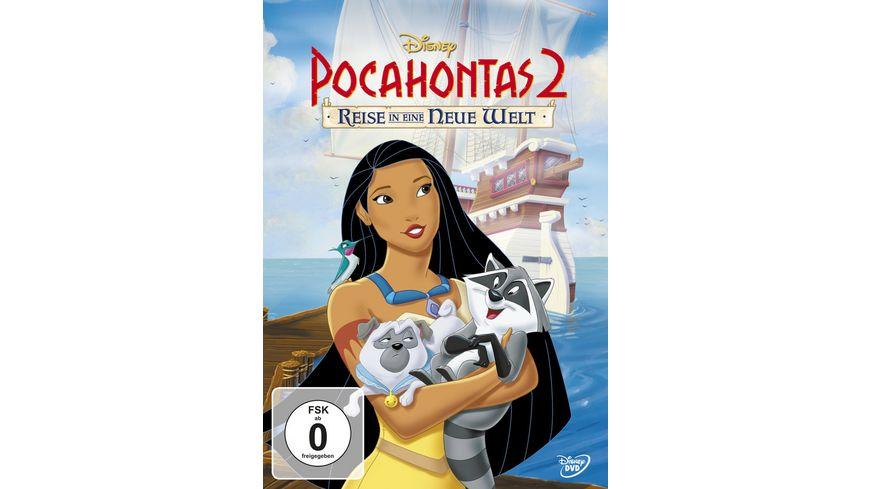 Pocahontas 2 Reise in eine neue Welt