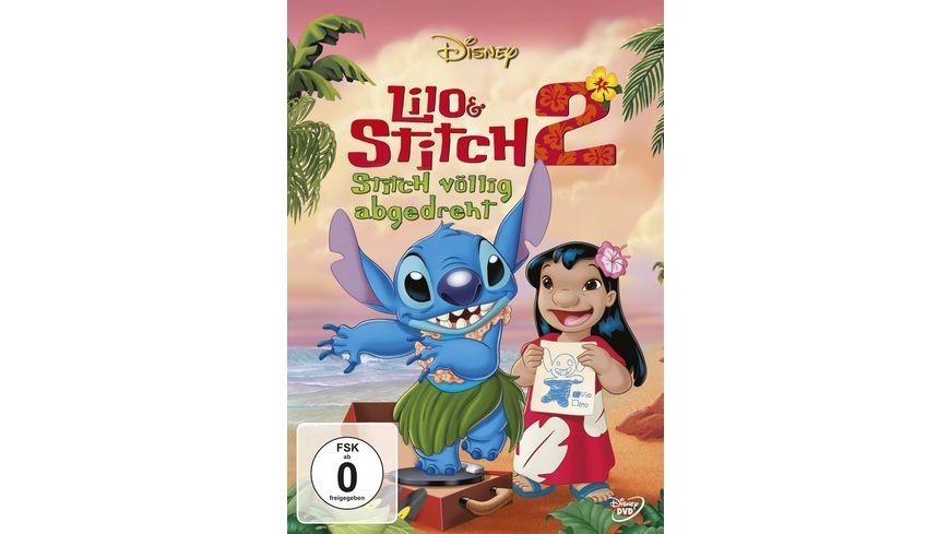 Lilo Stitch 2 Stitch voellig abgedreht